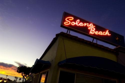 Solana Beach Sign