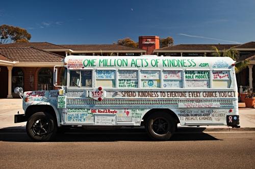 The Kindness Bus Tour